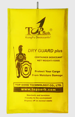container desiccant dry guard plus 1500
